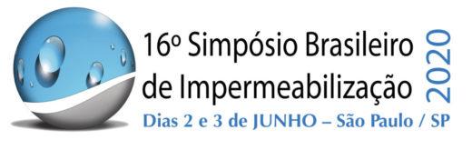 16o SIMPÓSIO BRASILEIRO DE IMPERMEABILIZAÇÃO